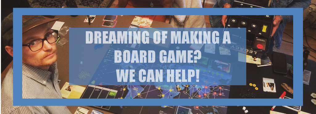 Make Board Game Header